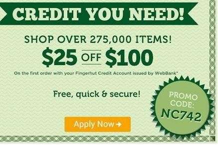 Fingerhut coupons codes